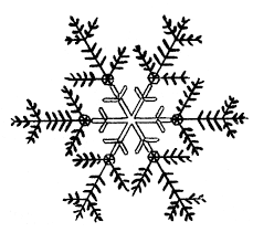 free christmas snowflake clipart snowflakes for christmas clipartix