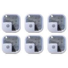 wireless motion sensor light model ct m201 capstone industries 0255 lite 12 led wireless motion sensor light