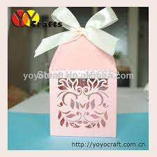 wedding favor boxes wholesale wb66 flower pink wedding favour box wedding cake boxes wholesale