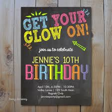 hashtag neon party birthday party invitation birthday 287 best 16th birthday tikiera and images on