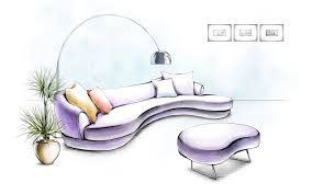 Interior Design Sketches by Design Drawings Furniture Interior Wallpaper 1051587 Wallbase