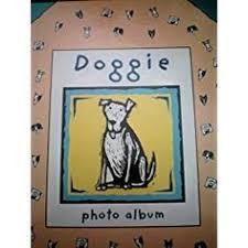 Personalized Dog Photo Album Pet Post Bound Album 12
