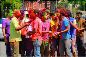 what is holi why is it celebrated the contour