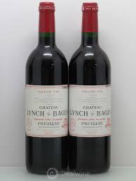 wine from château lynch bages buy château lynch bages 5ème grand cru classé 1997 lot 6583