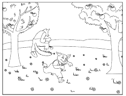 coloring pages pigs 8
