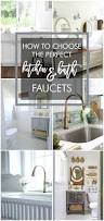 how to choose the perfect kitchen and bath faucets home stories