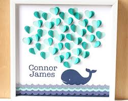 whale themed baby shower whale baby shower etsy