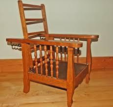 Vintage Recliner Chair Handcrafted Morris Chairs U0026 Custom Furniture