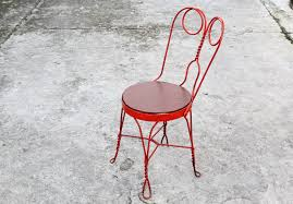 Remove Rust From Metal Furniture by How To Paint Metal Chairs 5 Steps With Pictures Wikihow