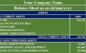 download balance sheet excel template exceldatapro