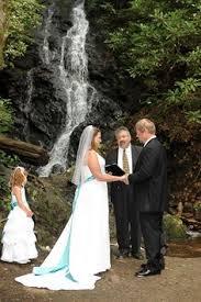 gatlinburg wedding packages for two waterfall near gatlinburg tn setting for your
