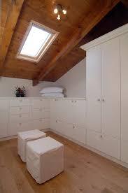 attic storage closet contemporary with door handles contemporary