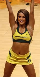 Oregon Ducks Meme - oregon ducks cheerleader imgur