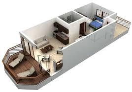stunning one bedroom apartments plans apartment floor plan 3