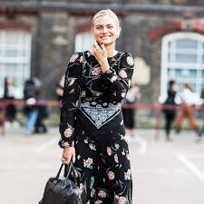 the right way to wear a maxi dress whowhatwear