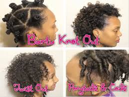10 natural hairstyles for black kids with short hair of 2017