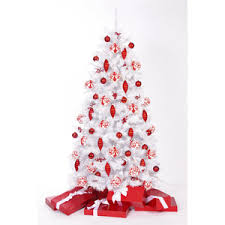 artificial christmas trees on sale winter white artificial christmas tree for sale treetopia polyvore