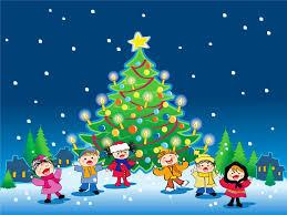 christmas tree phone wallpaper christmas lights decoration