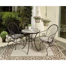 Bistro Patio Chairs Smith Valley Bistro Patio Chairs 2 Pack