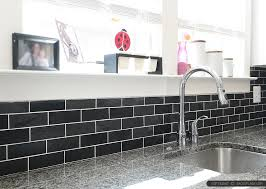 kitchen backsplash ideas 2014 black slate backsplash tile new caledonia granite kitchen