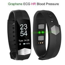 blood pressure bracelet iphone images Lemdioe cd01 bluetooth smart band ecg heart rate blood pressure jpg
