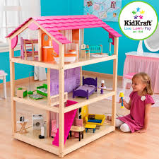 kidkraft so chic dollhouse dollhouses baby u0026 toys shop the