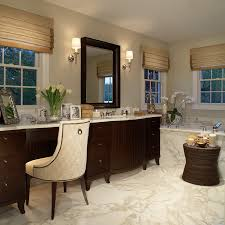 Bathroom Vanity With Seating Area by Bathrooms Millennium Cabinetry Millennium Cabinetry