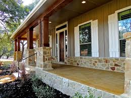 Country Home Plans With Front Porch Open House At 1608 High Lonesome In Leander Texas Front Porches