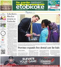 etobicoke guardian south april 28 2016 by the etobicoke