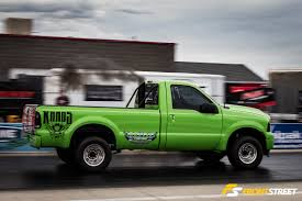 Ford Diesel Drag Truck - the ultimate callout challenge saw the diesel world u0027s heaviest