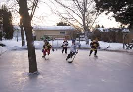 there u0027s just something about outdoor hockey startribune com