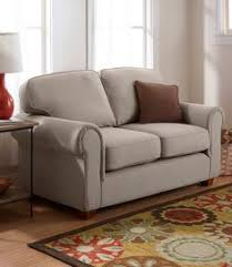 Foldable Loveseat Have To Have It Foldable Loveseat With Micro Suede Cushion And
