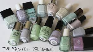 top pastel polishes 2015 essie opi ulta whim butter london