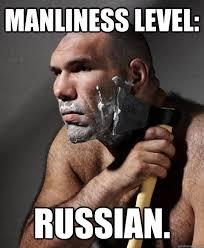 Russia Meme - manly russian memes quickmeme