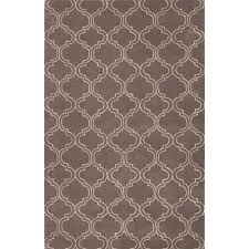 Area Rug Modern by Jaipur Rugs Modern Geometric Pattern Gray Ivory Wool And Art Silk