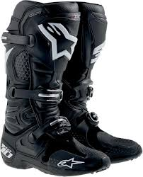 motocross boots alpinestars alpinestars tech 10 offroad motocross boots all sizes all colors
