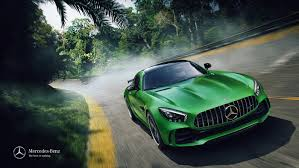 green mercedes mercedes benz gt r