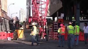 ironworkers local 580 reconfigure crane