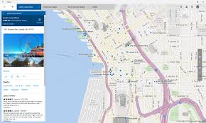 World Map App by New Features In Windows 10 Maps App Windows Experience