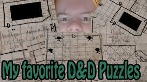 my favorite d u0026d puzzles from my campaign youtube