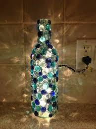 How To Make A Chandelier Out Of Beer Bottles Best 25 Liquor Bottle Lights Ideas On Pinterest Liquor Bottle