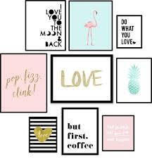 free printables wall 10 affiches pour changer de déco