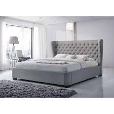 Headboard Nightstand Combo Bedroom Furniture Furniture The Home Depot