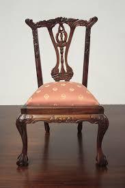 miniature chippendale doll chair 1 2 laurelcrown