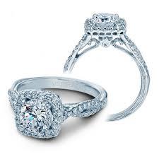 diamond rings verragio engagement rings v918cu7 0 45ctw setting