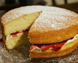 sponge cake recipe bbc good food