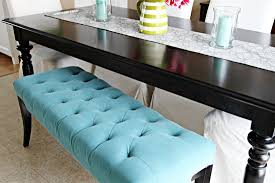 Teal Dining Table Iheart Organizing Our Dining Table Deets
