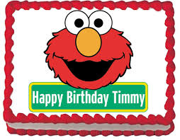 elmo cake topper elmo edible cake topper by itsedible on etsy 8 99 party ideas