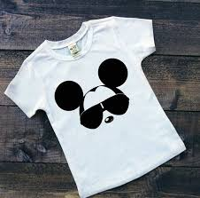 toddler boy white personalized cool mickey by thehotpolkadot