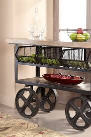 industrial iron wood kitchen trolley natural black buy kitchen 128 best table legs images on pinterest furniture ideas chairs